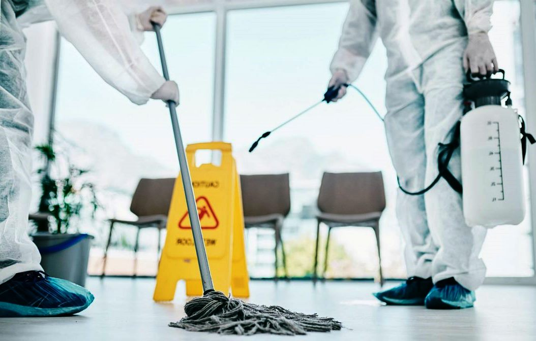 """#Covid-19 """"Deep Cleans"""" Totally Unnecessary!"""