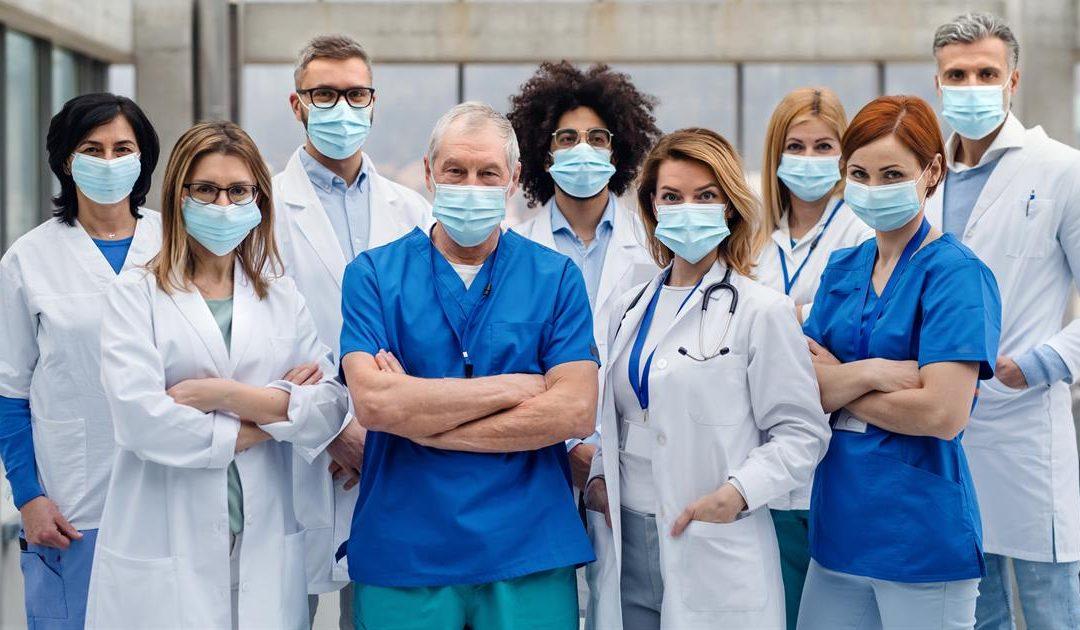 Doctors Debunk Mask Wearing Myths